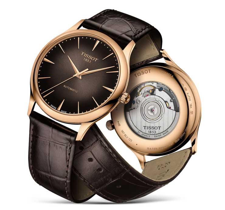Tissot Excellence Lady & Gent