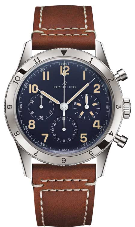 AVI Ref. 765 1953 re-Edition Platin