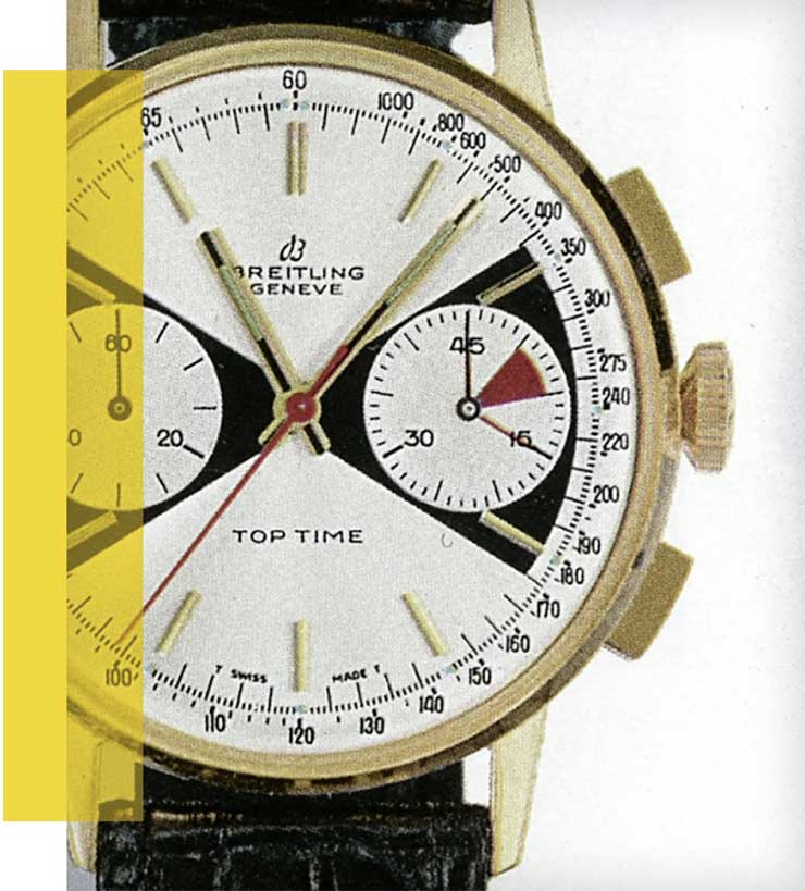 Breitling Top Time: