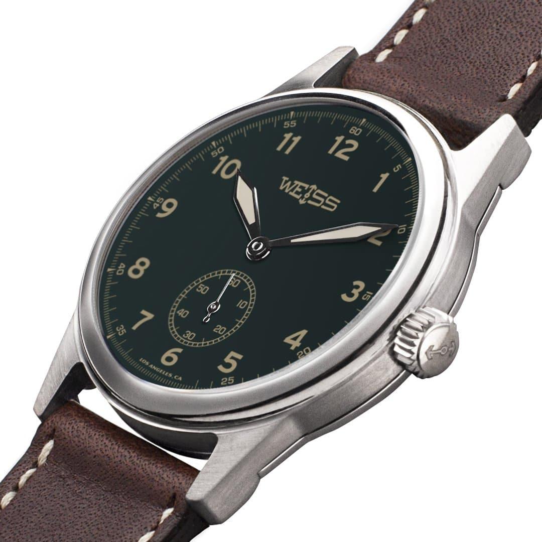 weiss watches 38 mm standard