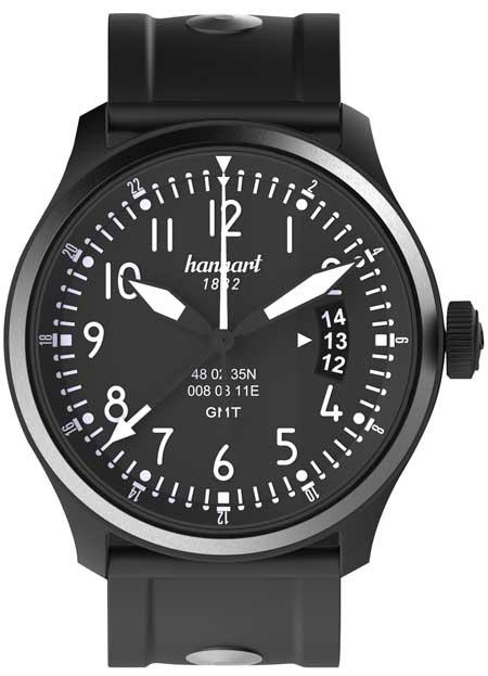 Hanhart S-OE GMT