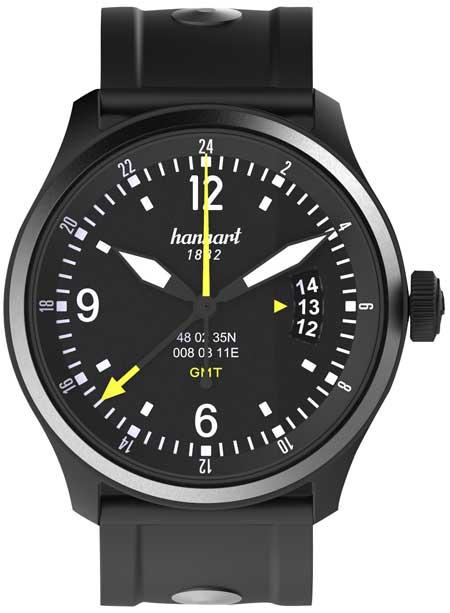 Hanhart SK-60-GMT
