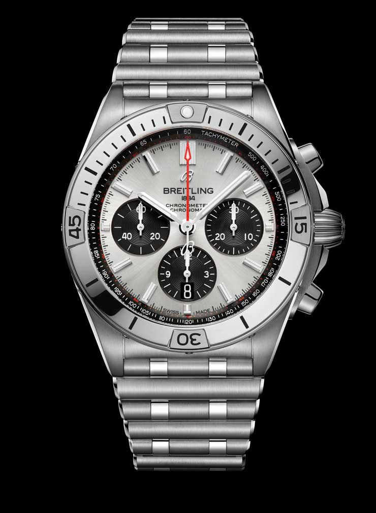 Breitling Chronomat B01 42 Referenz: AB0134101G1A1