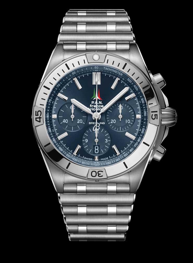 Chronomat B01 42 Frecce Tricolori
