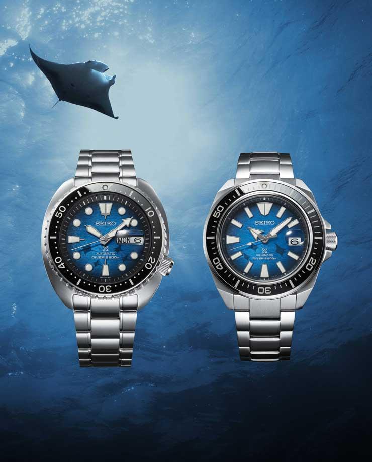 Prospex Save the Ocean