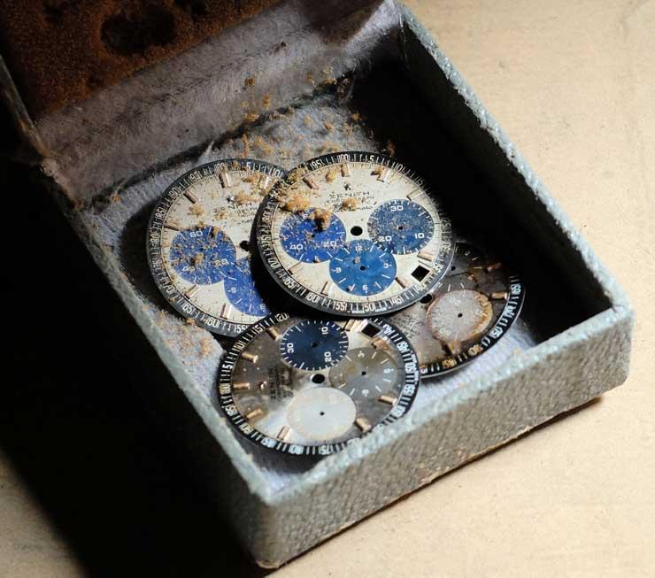 Eine Chronomaster Revival, die es nur in der Manufaktur zu kaufen gibt