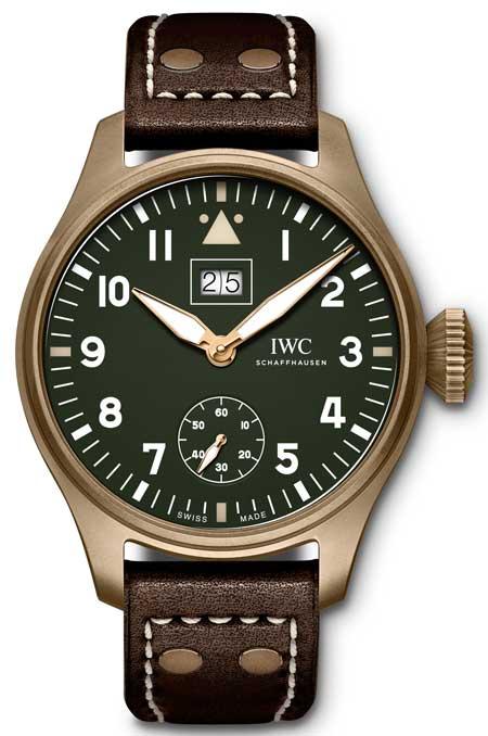IWC Big Pilot's Watch Big Date Spitfire Edition Mission Accomplished