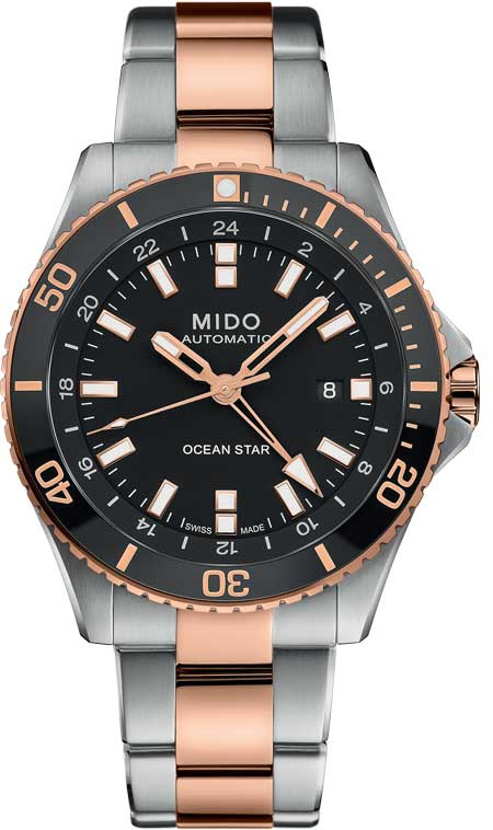 Mido Ocean Star GMT.m026.629.22.051.00