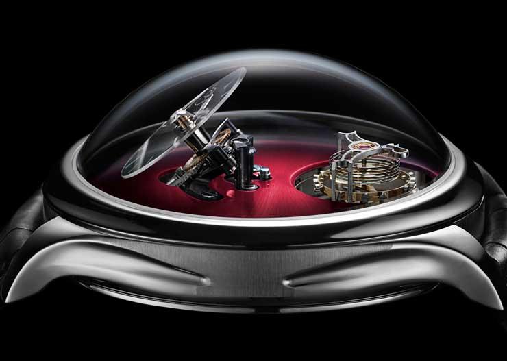 H.Moser & Cie\Endeavour Cylindrical Tourbillon H. Moser X MB&F