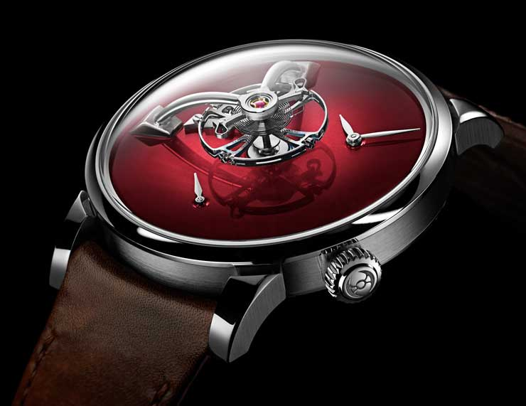 LM101 MB&f X H.Moser & Cie