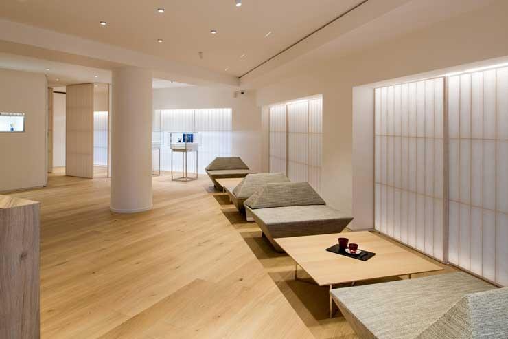 Grand Seiko Boutique Paris