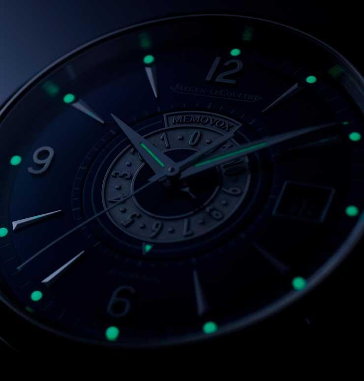 Master Control Memovox Timer