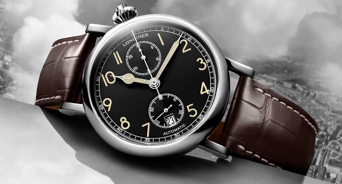 Longines Avigation Watch Type A-7 1935