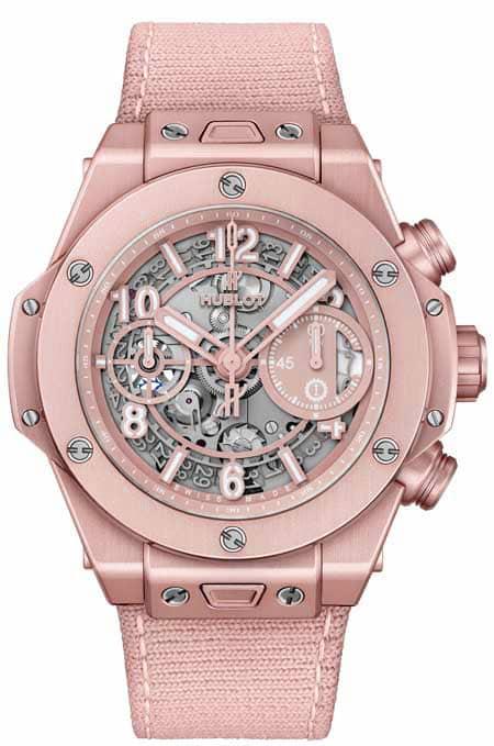 Hublot Big Bang Millenial Pink