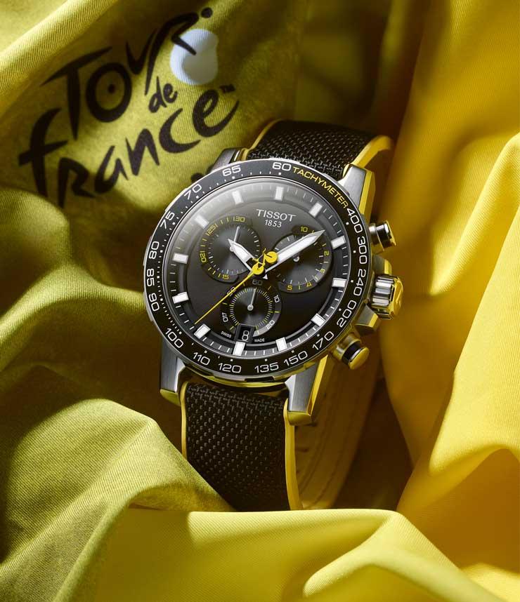 Tissot Supersport Chrono Tour de France 2020
