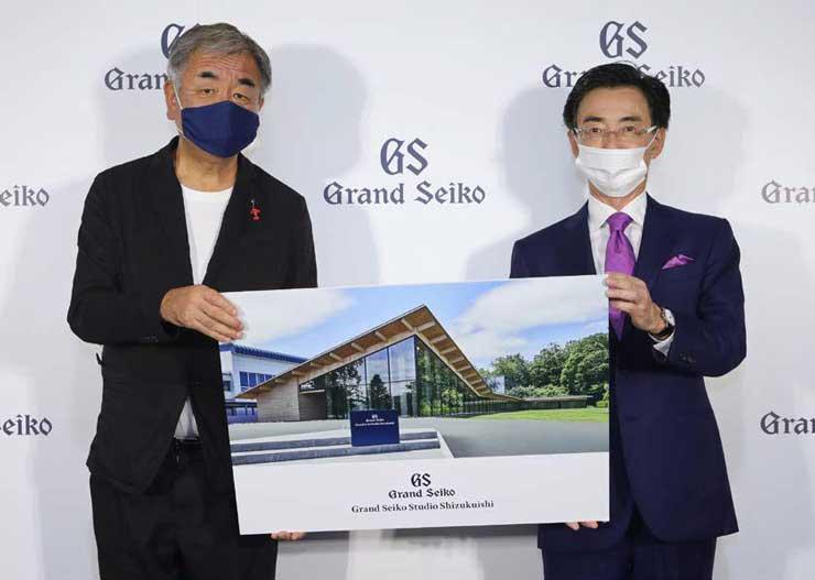 Das Grand Seiko Shizukuishi Uhrenstudio