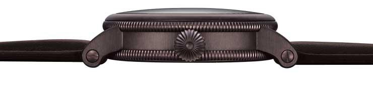 Chronoswiss Open Gear ReSec Chocolate