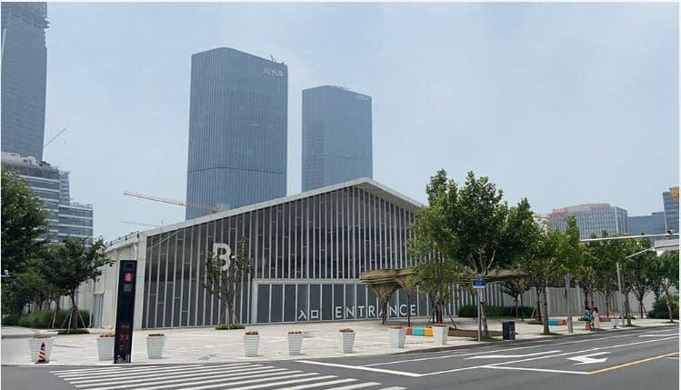 W&w Shanghai 2020