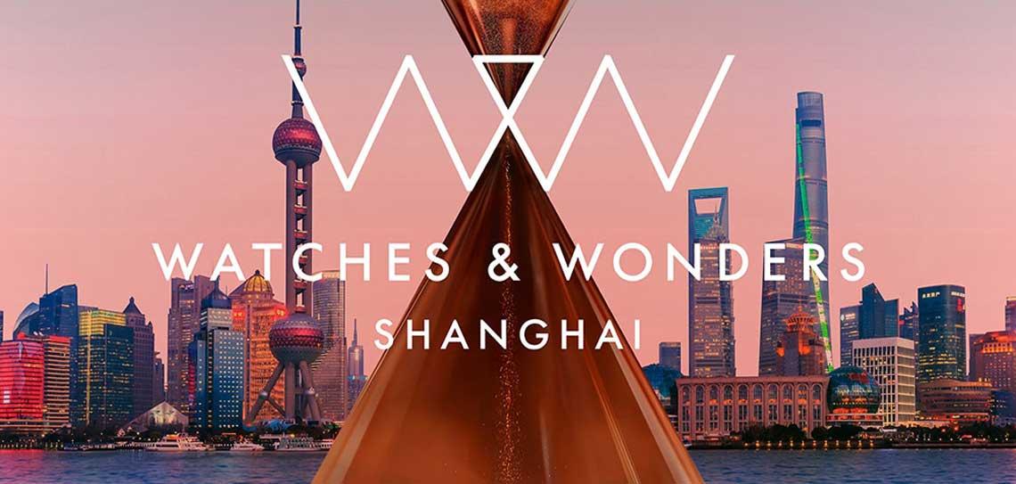 Watches & Wonders Shanghai 2020