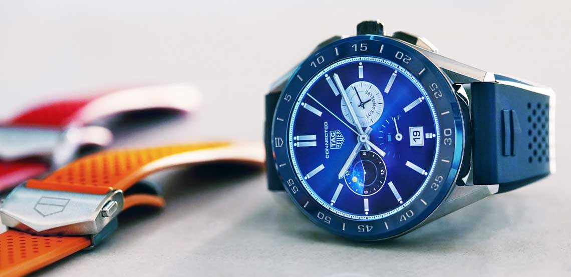 TAG Heuer Connected Sommer-Edition 2020