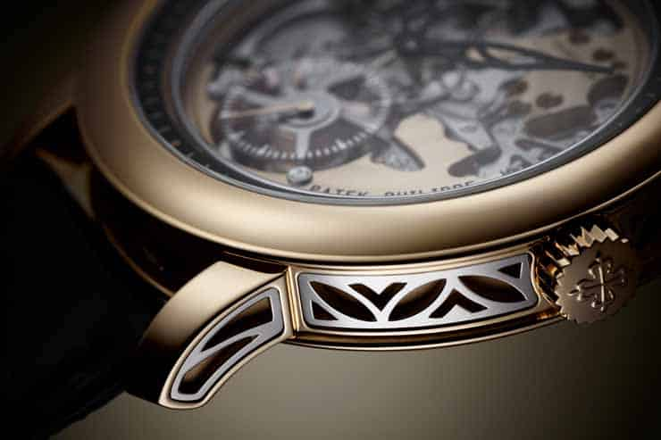 Patek Philippe Minutenrepetition Referenz 5303R
