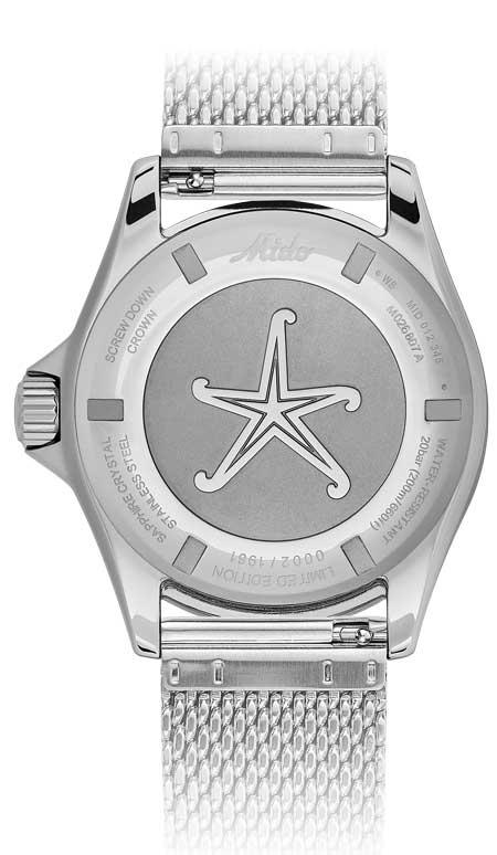 Mido Ocean Star Decompression Timer 1961