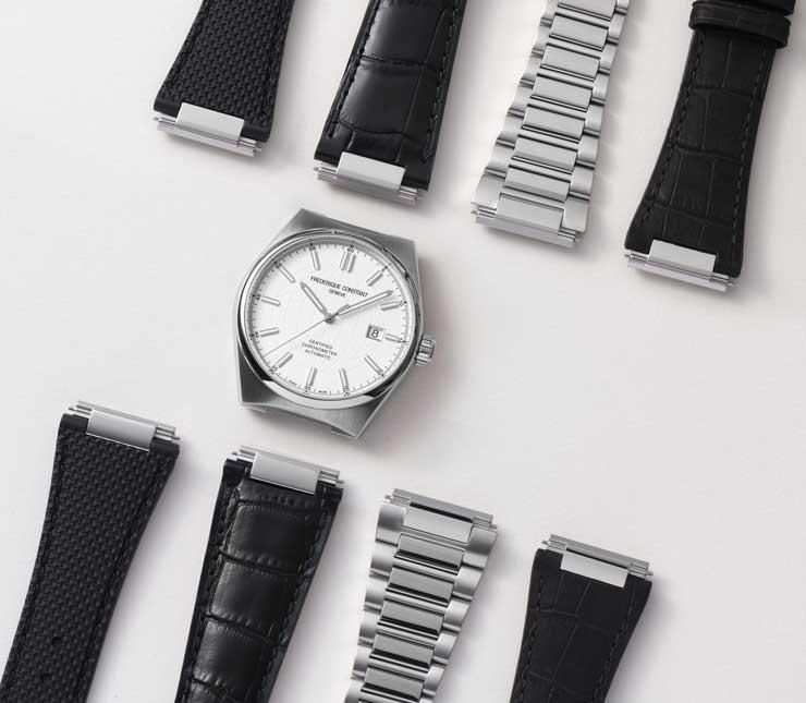 Frederique Constant Highlife Armbänder