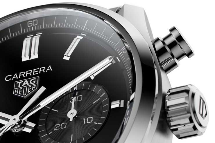 TAG Heuer Carrera Chronograph 42 mm Calibre Heuer 02 Automatik Referenz CBN2010.BA0642