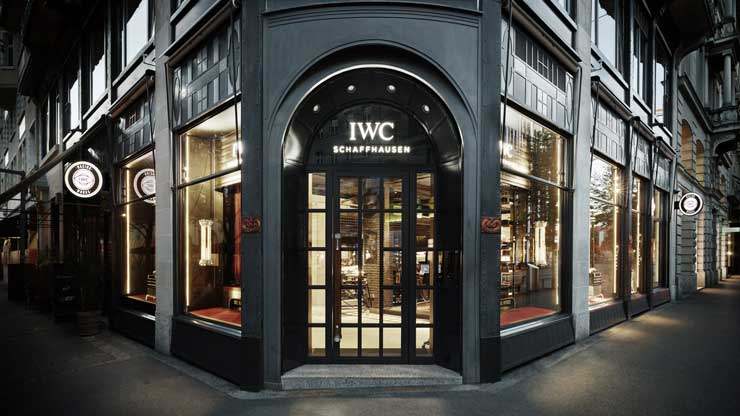 IWC Flagship Boutique Zürich