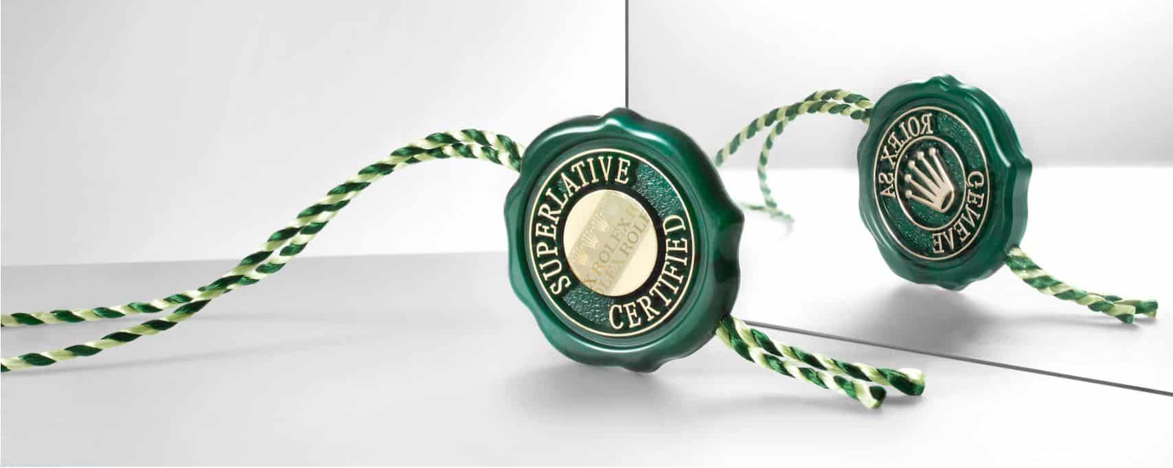 Rolex Siegel Chronometer der Superlative