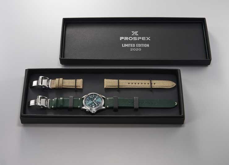 Prospex Alpinist European Special limited Edition SPB199J1