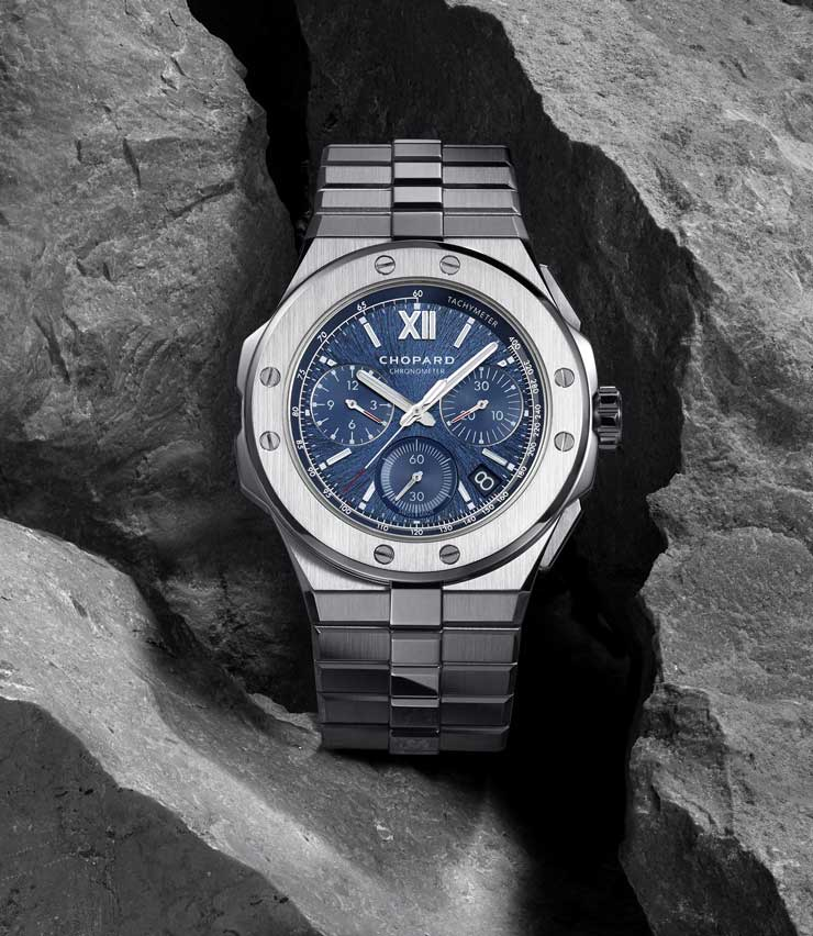Chopard Alpine Eagle XL Chrono: sportlicher Luxus-Chronograph mit Ambitionen